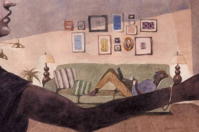 Ilustração: Kleber Sales